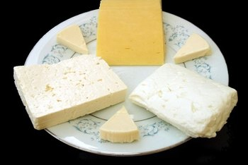 Cheese is nutritious when eaten in moderation.