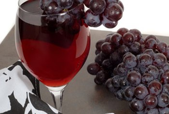 Red grapes and wines are rich in resveratrol.