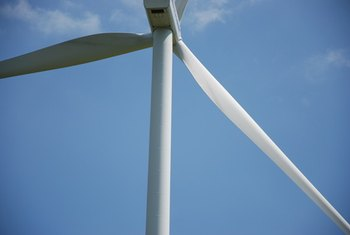 The cost of producing wind energy has dropped nearly fourfold since 1980.