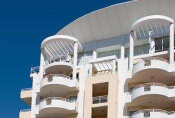 Condominiums fall under special rules for FHA-guaranteed mortgages.