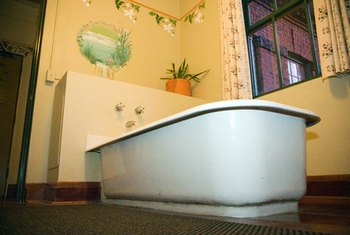 California building code requires all bathrooms to have a mechanical ventilation system.