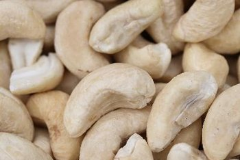 Cashews are a type of tree nut.