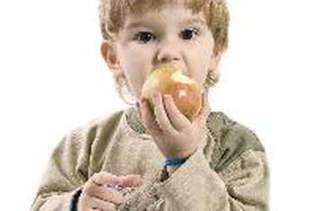 Fruit is an essential part of your child's diet.