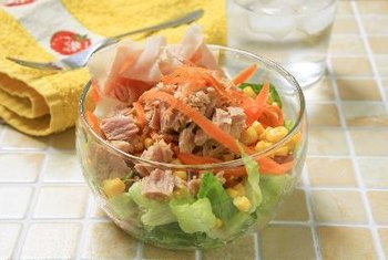 Prepare tuna in a variety of healthy ways.