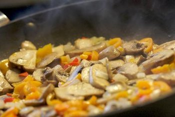 Sauteing is one of the better methods for minimizing nutrient loss during cooking.