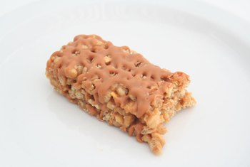 Protein bars are convenient but not a substitute for natural foods.