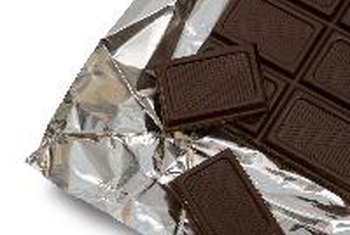 Dark chocolate, high in cocoa solids, is a source of flavonols.