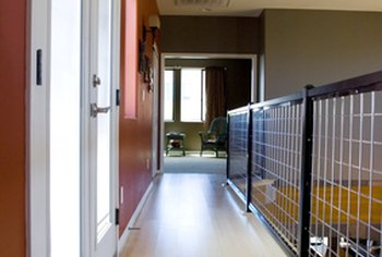 Bamboo is a durable and environmentally friendly flooring option.