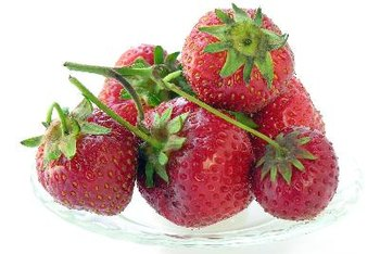 Strawberries are a great fruit option for diabetics.