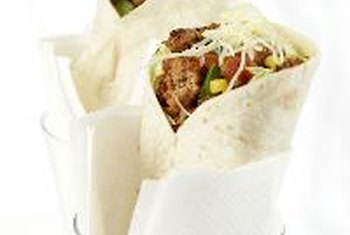 Taco Bell offers some low-carb menu items.