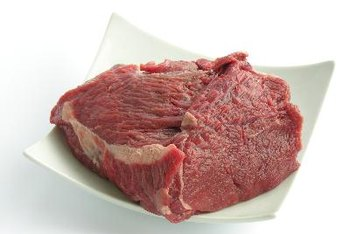 Limit your consumption of fatty red meat.