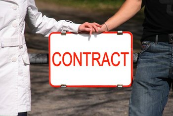 Real estate contracts are meant to be legally binding, but sometimes they have to be broken.