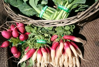 Radishes can be a nutritious addition to your diet.