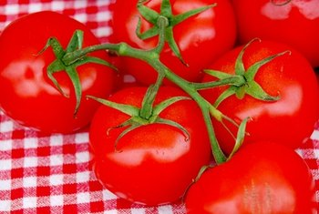 Locally grown tomatoes retain more vitamin C than those shipped from far away.