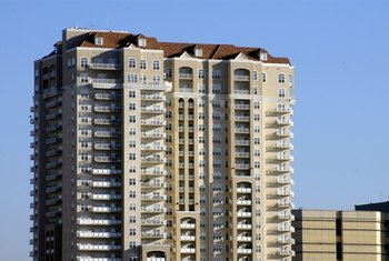 Condo buildings have boards that regulate condo owners' actions.