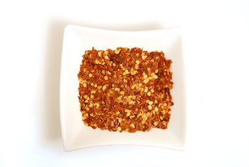 Crushed red pepper is a great addition to a meal and can help reduce inflammation.