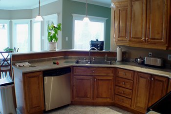 A budget kitchen remodel is possible with adequate planning and preparation.