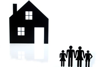 Mortgage insurance is required on loans with low down payments.