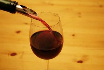 Resveratrol in red wine may help prevent some forms of cancer.