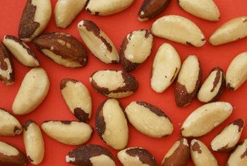 Eating too many Brazil nuts can lead to selenium overdose.