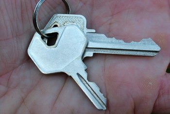 There are fees involved when a set of house keys changes hands.