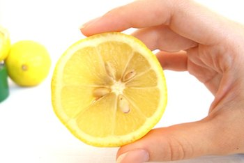 A squeeze of fresh lemon juice adds a lot of flavor but very few calories to food.