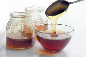 Honey is a rich source of the monosaccharide fructose.
