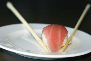 Fresh tuna naturally contains low quantities of sodium.