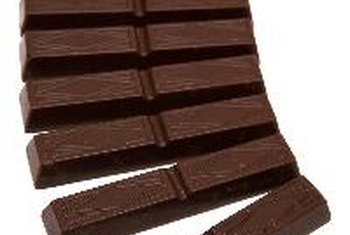Dark chocolate is an option for people prone to hypoglycemia.