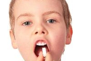 Children's vitamin C supplements come in tablet, chewable and liquid forms.