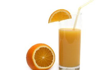 Enjoy some orange juice with iron-fortified cereal to increase iron absorption.