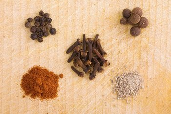 Herbs and spices enhance a food's flavor without increasing its fat content.
