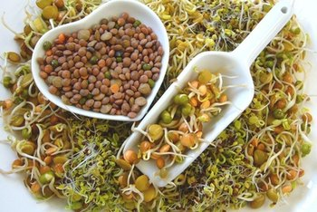 Broccoli sprouts may help improve blood sugar management.