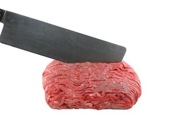 Ground beef can be a healthy choice when you choose a lean cut.