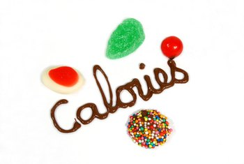 Calories provide the energy that fuels your cells.