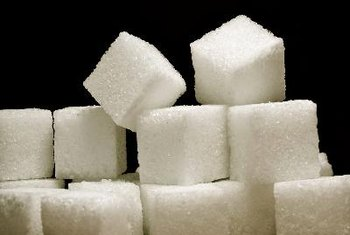 Too much sucrose can increase your body fat and lead to diabetes.