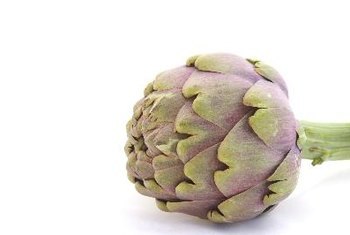 Phenolic compounds in artichokes may promote bile production.