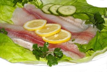 Fish is a healthful start to your day.
