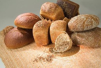 Choose whole grains instead of refined grains and added sugars.