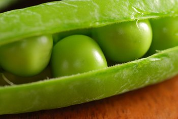 Edamame, or soybeans, are nutrient dense.