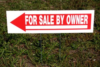 Some homeowners take the sale of their homes into their own hands.