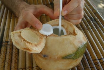 Coconut milk can provide some of the extra calories you need to healthfully gain weight.