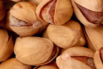 Pistachios are rich sources of nutrients, but high in calories.