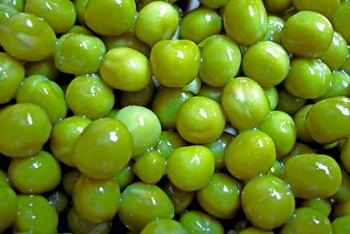 Frozen peas may maintain their nutritious properties better than fresh.