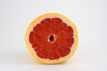 Avoid grapefruit if you take cholesterol-lowering medications.