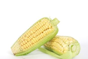 People with gluten intolerance can also react to corn.