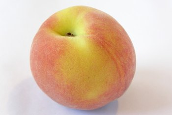 Peaches are rich in nutrients.