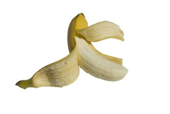 Bananas and other fruits and vegetables are a good source of potassium.