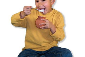 Most kids love to eat yogurt, which is rich in protein.