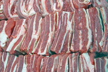 Ribs supply protein, iron and zinc.